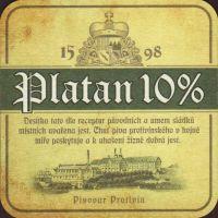 Pivní tácek platan-60-small