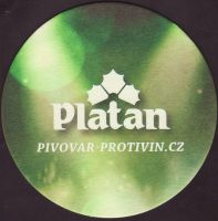 Pivní tácek platan-66-small