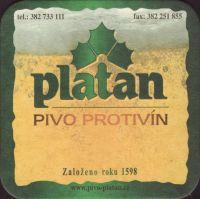 Pivní tácek platan-68-small