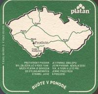 Pivní tácek platan-7-zadek