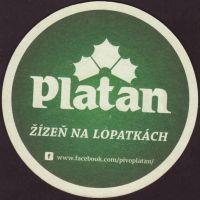 Pivní tácek platan-75-small