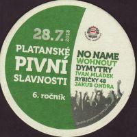 Pivní tácek platan-75-zadek-small