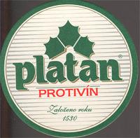 Pivní tácek platan-8