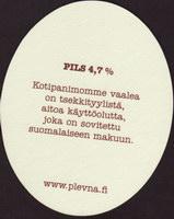 Pivní tácek plevna-12-zadek-small