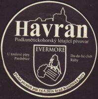 Pivní tácek podkunetickohorsky-letajici-pivovar-havran-2-small