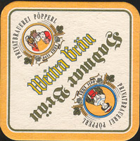 Beer coaster popperl-1