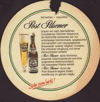 Pivní tácek post-brauerei-weiler-3-zadek-small