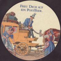 Beer coaster post-brauerei-weiler-7-zadek-small