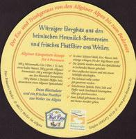 Pivní tácek post-brauerei-weiler-und-siebers-quelle-1-small