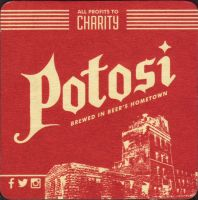 Beer coaster potosi-1-small