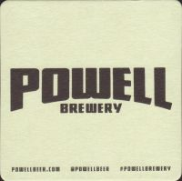 Beer coaster powell-1-small