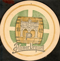 Beer coaster prazdroj-127-small