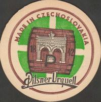 Beer coaster prazdroj-133-small
