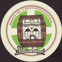 Beer coaster prazdroj-242-small