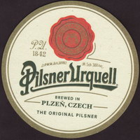 Beer coaster prazdroj-352-small