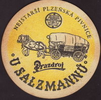 Beer coaster prazdroj-370-small