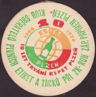 Beer coaster prazdroj-533-zadek-small
