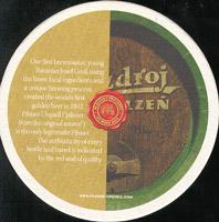 Pivní tácek prazdroj-77-zadek
