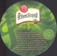 Pivní tácek prazdroj-86-zadek