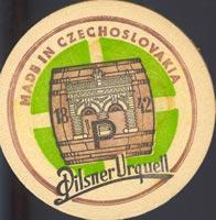 Beer coaster prazdroj-9