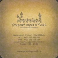 Pivní tácek prazsky-most-u-valsu-1-zadek-small