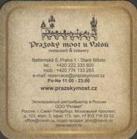 Pivní tácek prazsky-most-u-valsu-2-zadek-small
