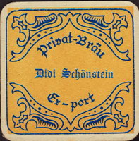 Beer coaster privat-brau-didi-schonstein-1