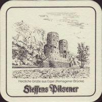 Pivní tácek privat-brauerei-steffens-2-zadek-small