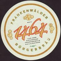 Pivní tácek privatbrauerei-burgerbrau-naila-3-small