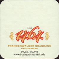 Pivní tácek privatbrauerei-burgerbrau-naila-5-small