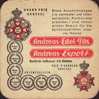 Pivní tácek privatbrauerei-c-h-andreas-4-zadek-small