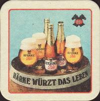 Pivní tácek privatbrauerei-harke-5-zadek