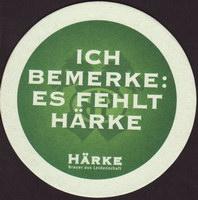 Pivní tácek privatbrauerei-harke-7-zadek-small