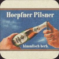 Pivní tácek privatbrauerei-hoepfner-12-small