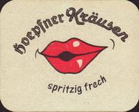 Pivní tácek privatbrauerei-hoepfner-13-zadek-small