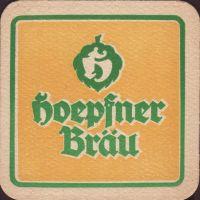 Pivní tácek privatbrauerei-hoepfner-18-small