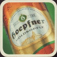 Pivní tácek privatbrauerei-hoepfner-19-small