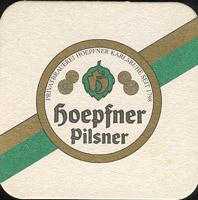 Pivní tácek privatbrauerei-hoepfner-2