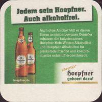 Pivní tácek privatbrauerei-hoepfner-21-zadek-small