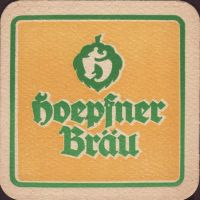Pivní tácek privatbrauerei-hoepfner-23-small