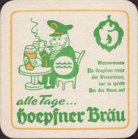Pivní tácek privatbrauerei-hoepfner-26-zadek-small