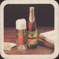 Pivní tácek privatbrauerei-hoepfner-29-zadek-small