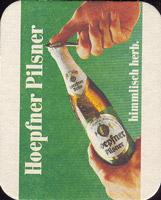 Pivní tácek privatbrauerei-hoepfner-3-zadek