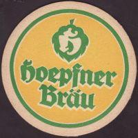 Pivní tácek privatbrauerei-hoepfner-31-small