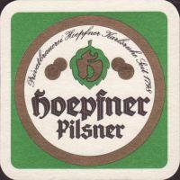 Pivní tácek privatbrauerei-hoepfner-32-small