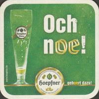 Pivní tácek privatbrauerei-hoepfner-7-zadek-small