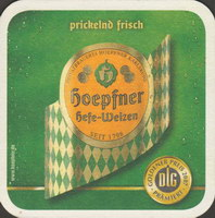 Pivní tácek privatbrauerei-hoepfner-8-small