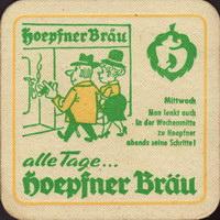 Pivní tácek privatbrauerei-hoepfner-9-zadek-small