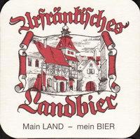 Pivní tácek privatbrauerei-kesselring-1-zadek-small