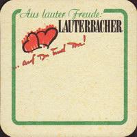 Pivní tácek privatbrauerei-lauterbach-3-zadek-small